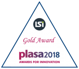 Plasa Gold Award Winner